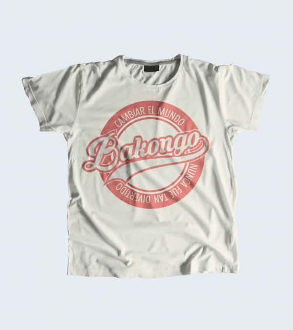Camisetas Bakongo,