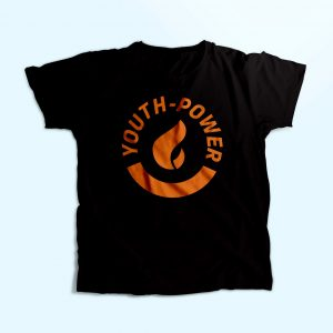 Camiseta young power