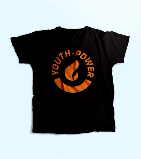 Camiseta young power