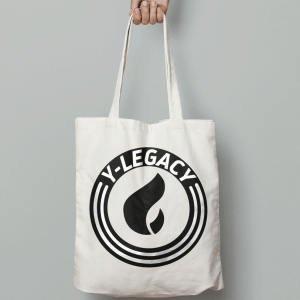 Tote bag estampado ylegacy