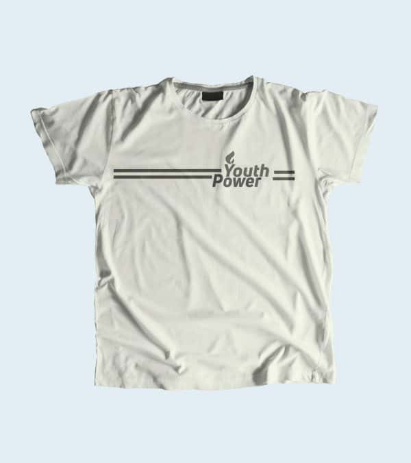 camisetas lineas young power