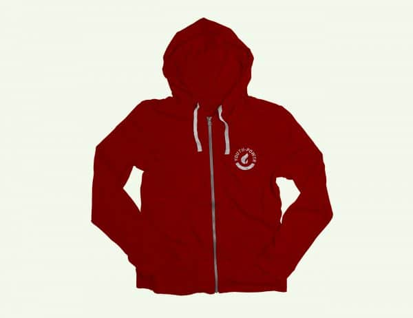 hoodie young power recojo