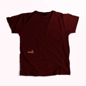 Camiseta de algodón con el logo de Recojo